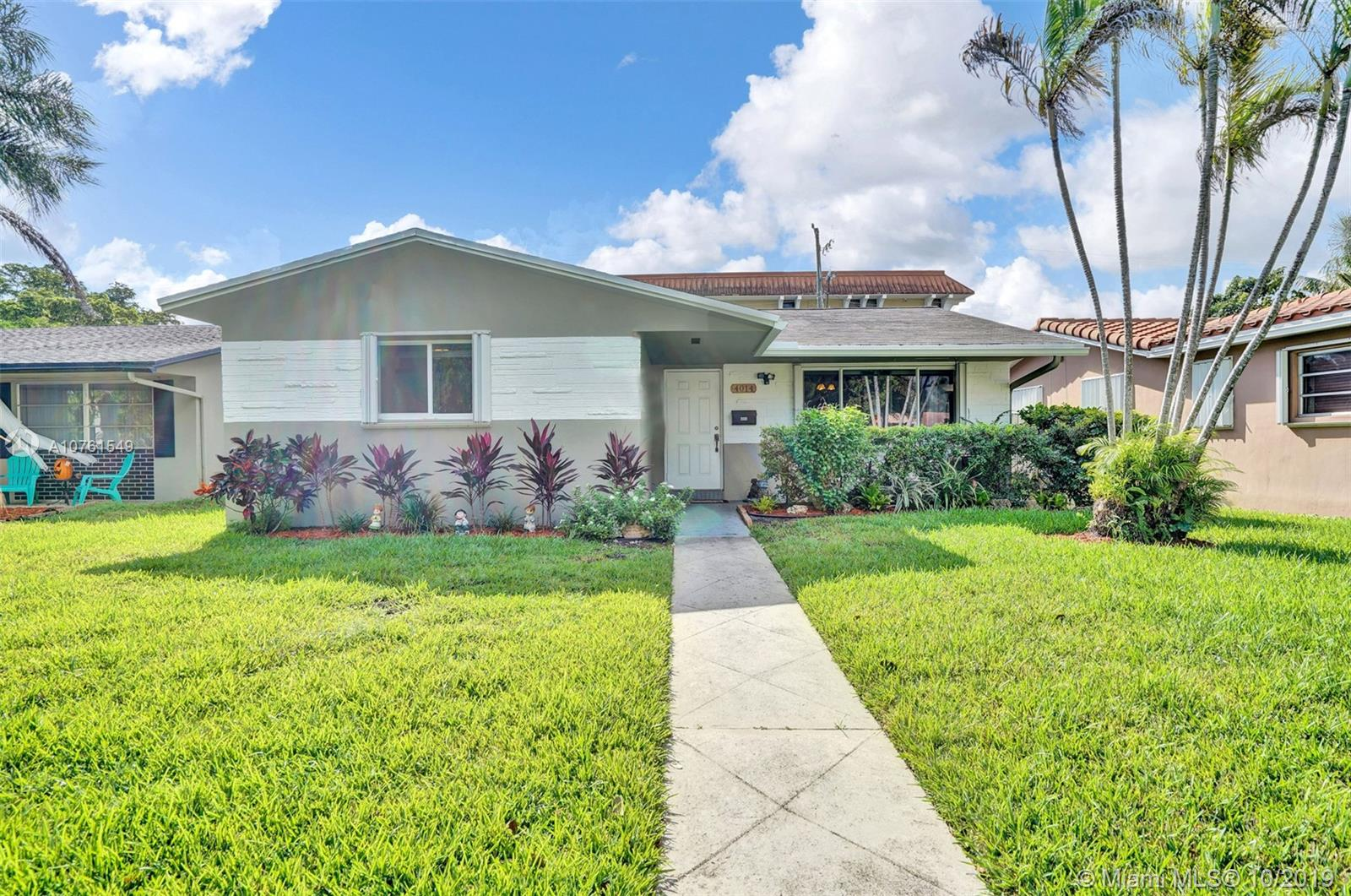 4014 N Cir Dr  For Sale A10761549, FL