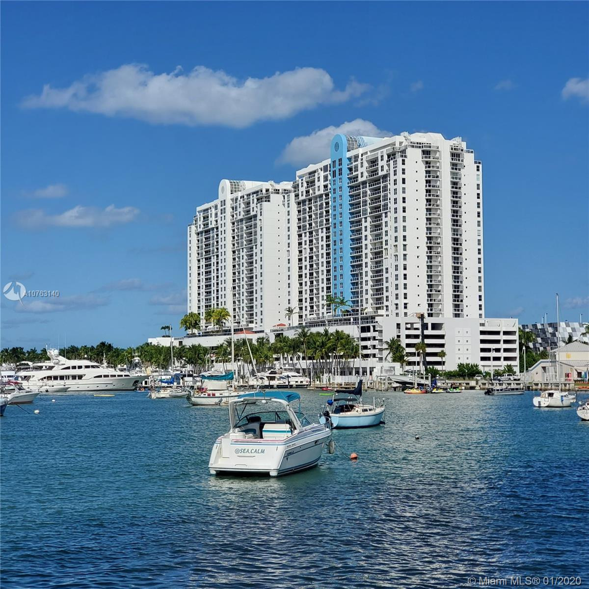 1900  Sunset Harbour Dr #1714 For Sale A10763140, FL