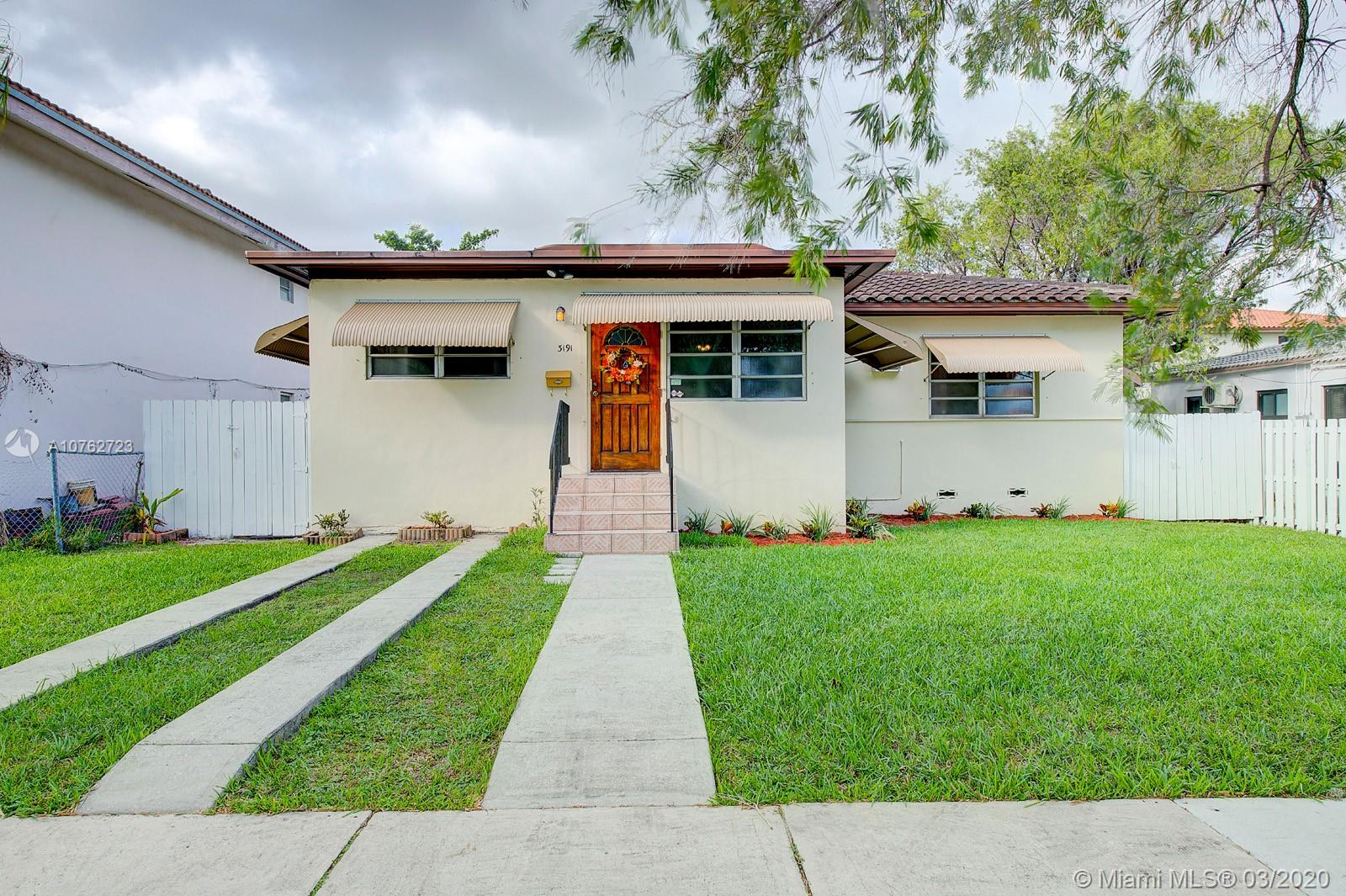 3191 SW 27 th St  For Sale A10762723, FL