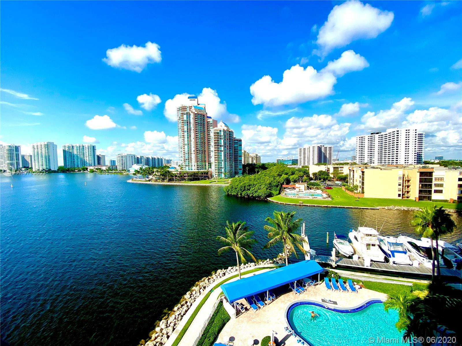 3530  Mystic Pointe Dr #701 For Sale A10763603, FL