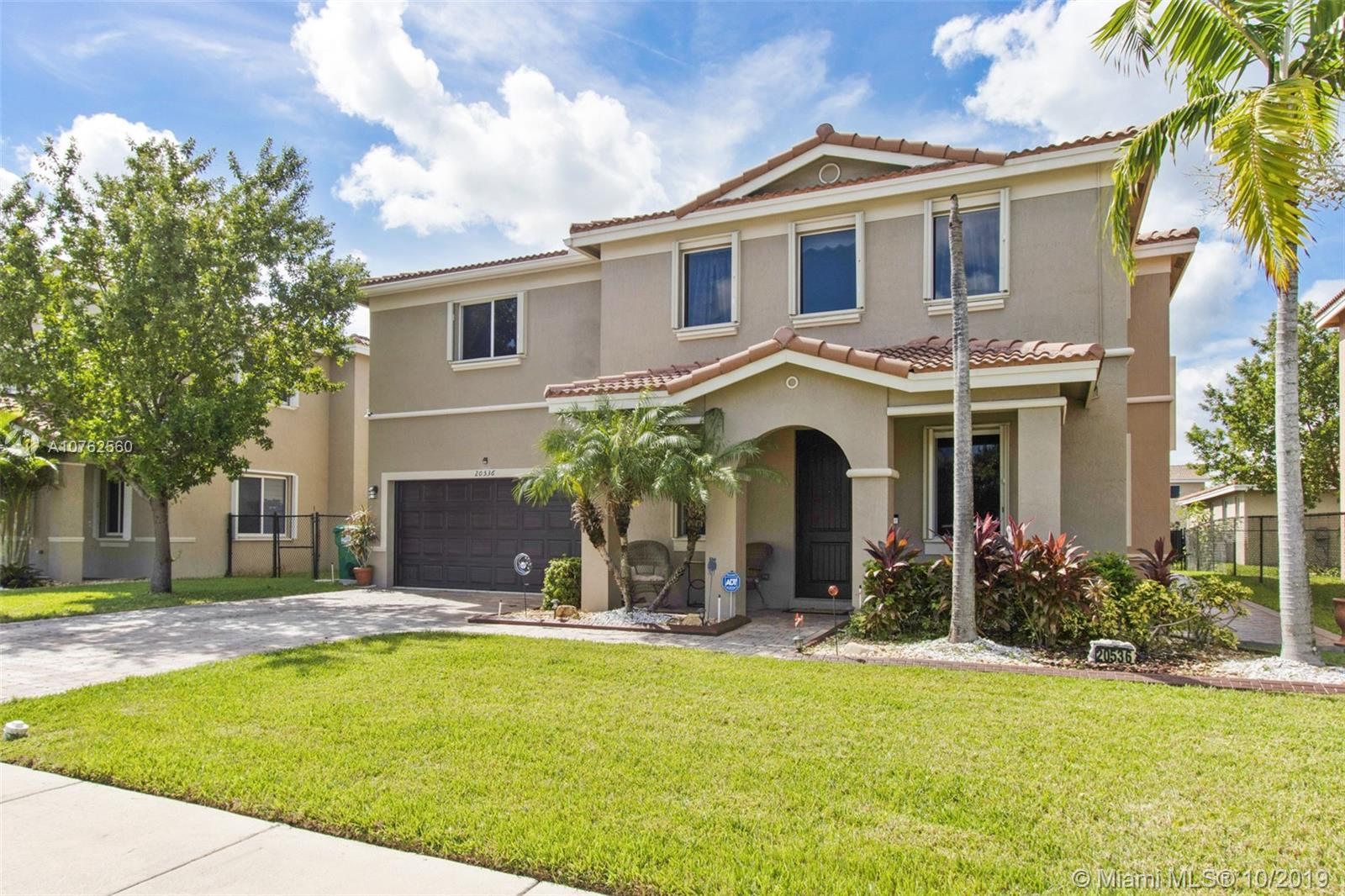 20536 NW 13th Ct  For Sale A10762560, FL