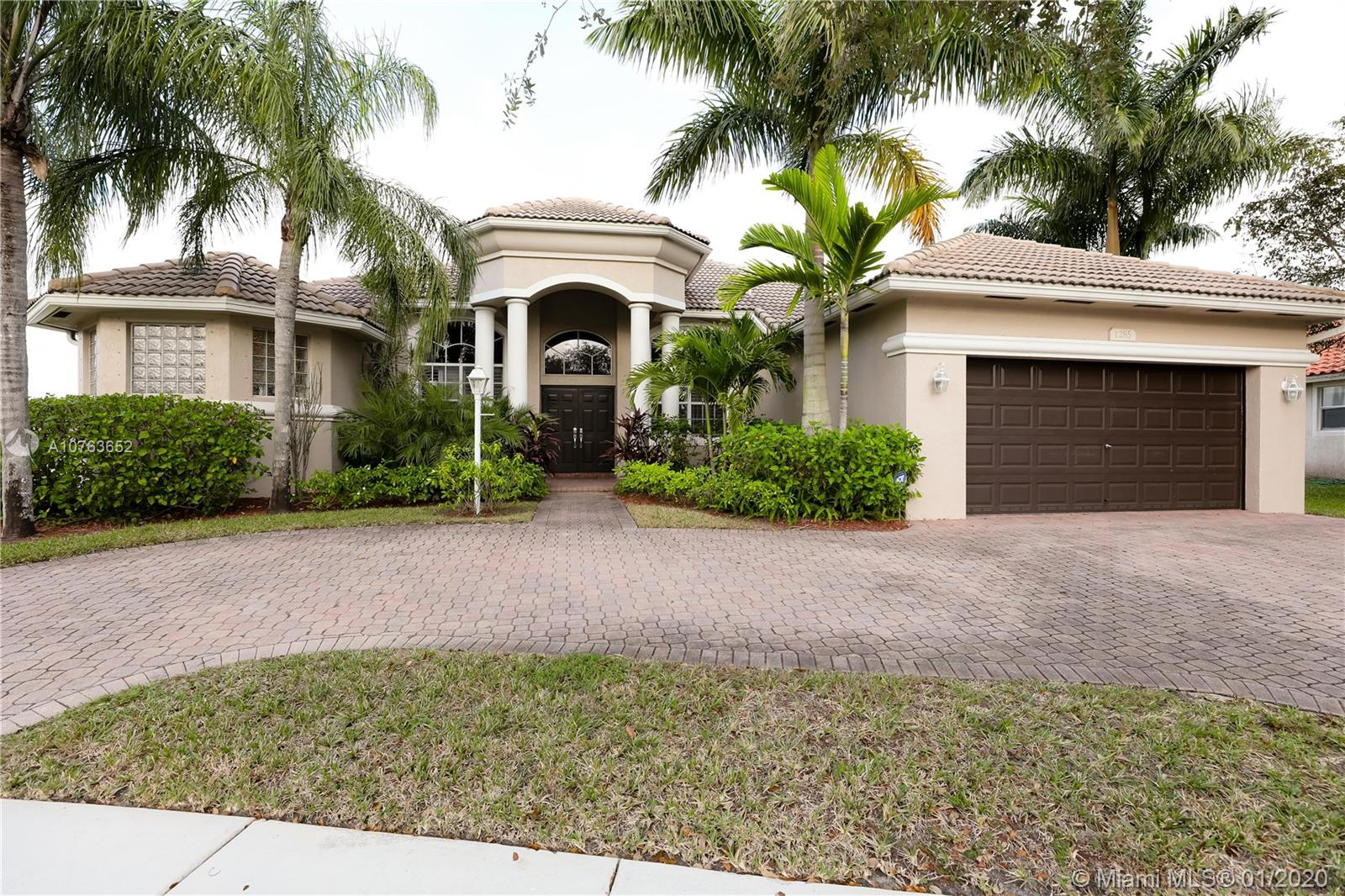 1285 NW 140th Ter  For Sale A10763652, FL