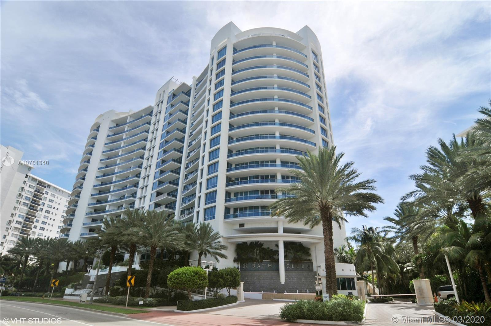 5959  COLLINS AVE #1002 For Sale A10761340, FL