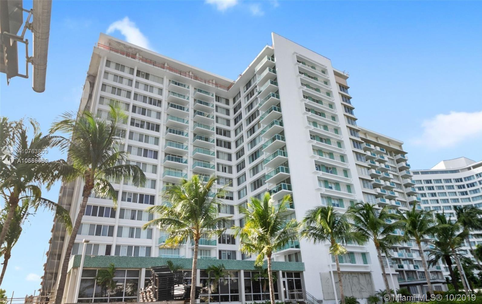 1000  West Ave #432 For Sale A10763809, FL