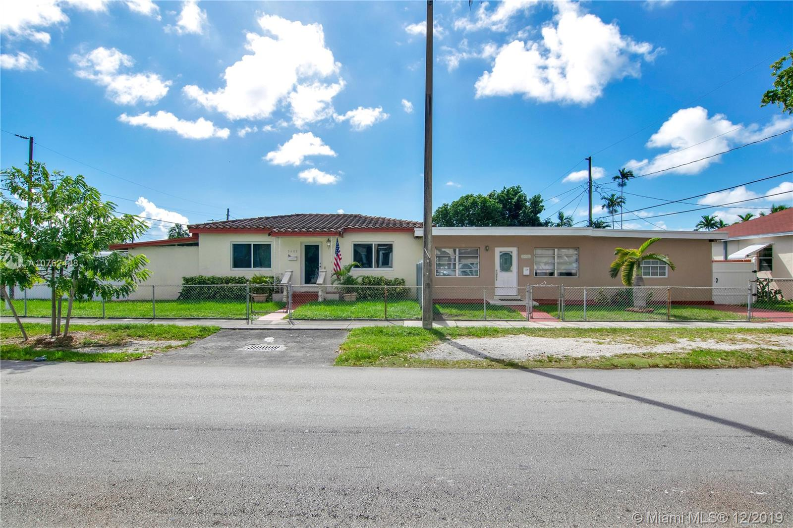 3400 SW 27 ST  For Sale A10762488, FL