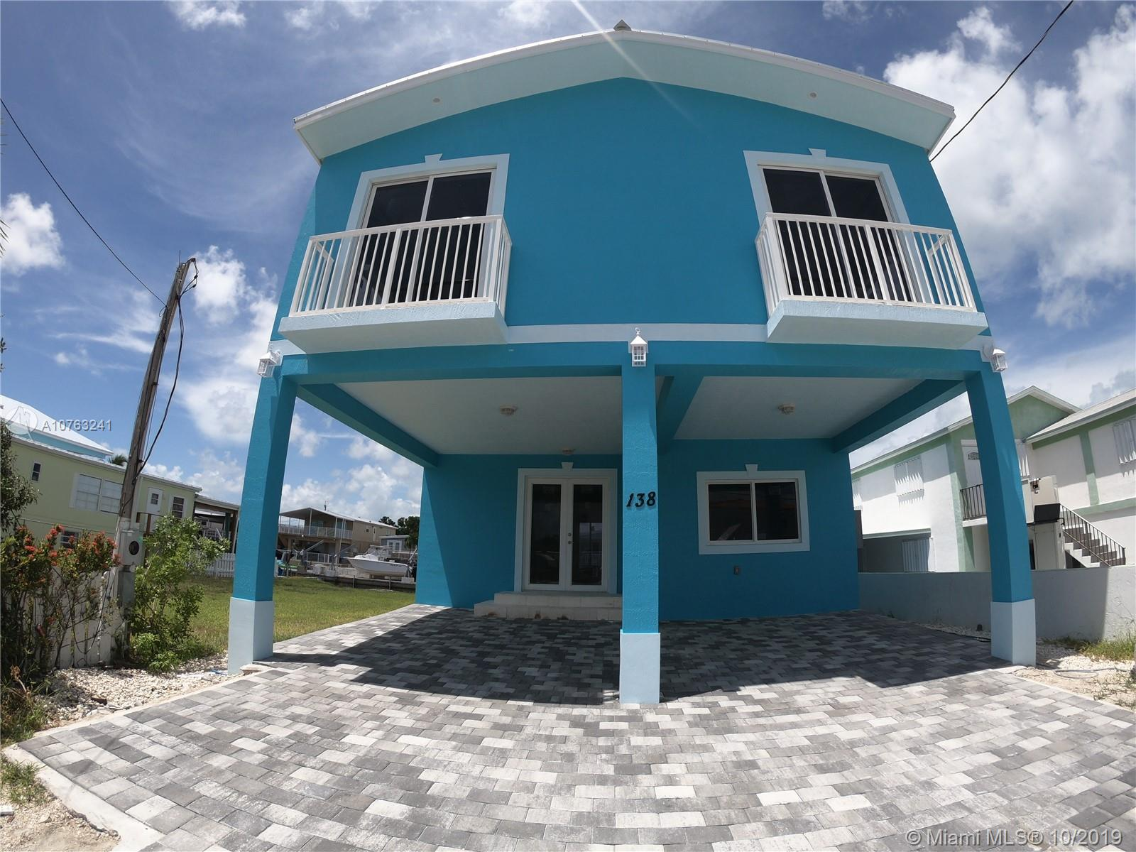 138 Normandy Dr, Other City - Keys/Islands/Caribbean, FL 33070