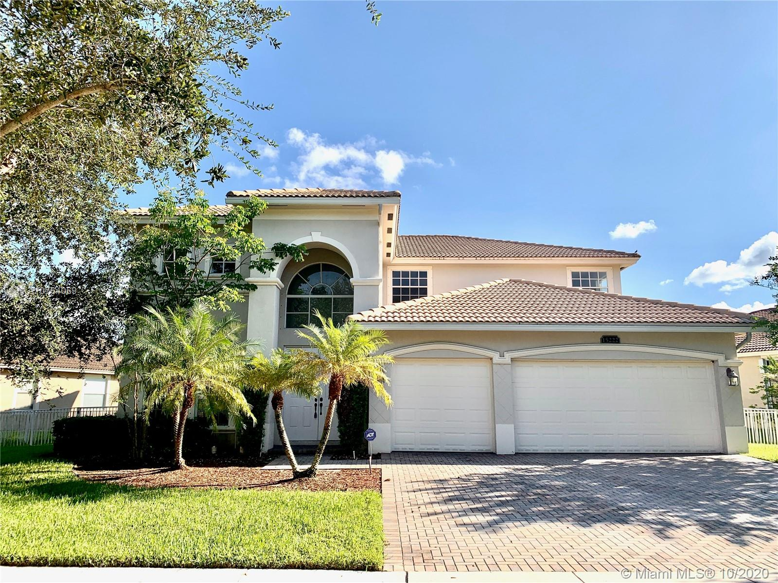 15222 SW 52nd St  For Sale A10764069, FL