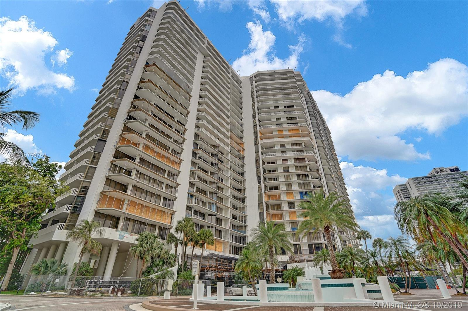 20281 E Country Club Dr #709 For Sale A10759769, FL