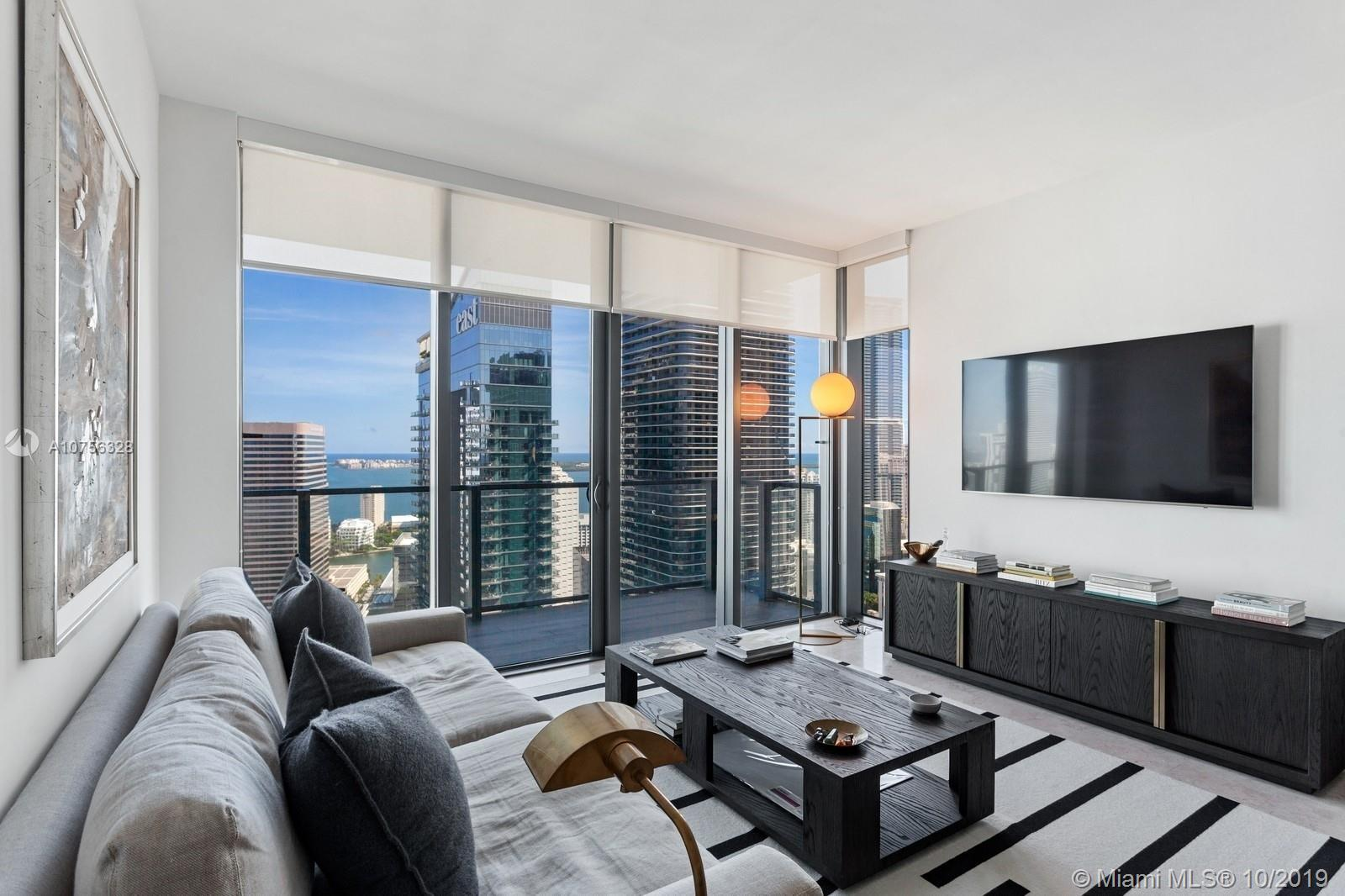 88 SW 7th Street #3409 For Sale A10756328, FL
