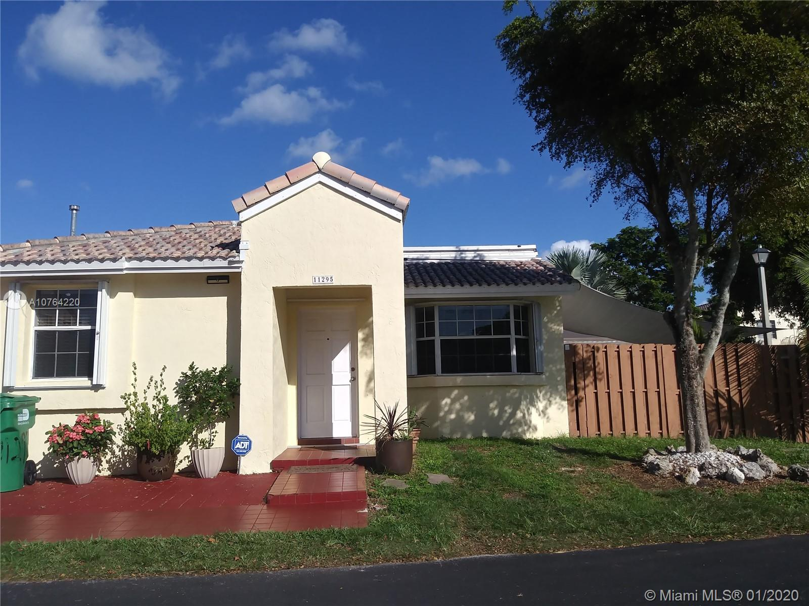 11295 SW 160th Ct  For Sale A10764220, FL