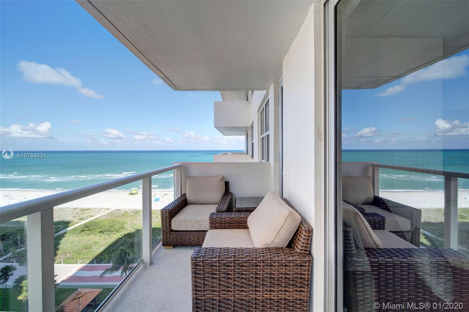 5701  Collins Ave #1219 For Sale A10764021, FL