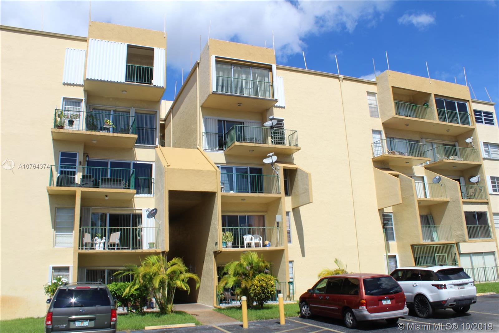 1975 W 44th Pl #510 For Sale A10764374, FL