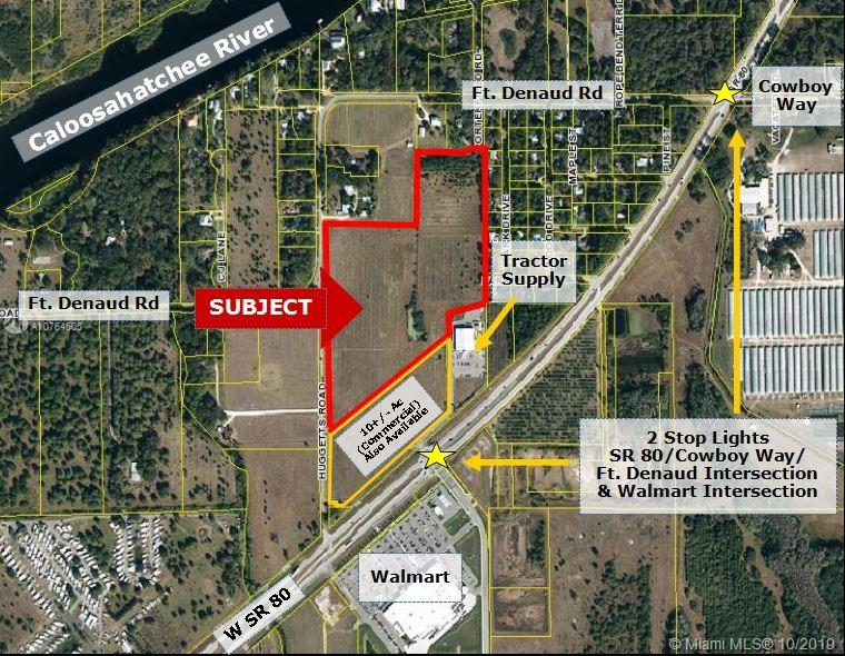 0 Ft. Denaud, Other City - In The State Of Florida, FL 33935