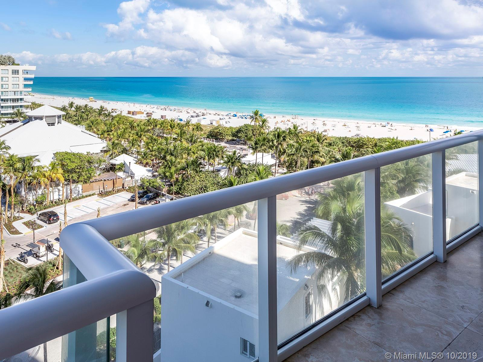 50 S Pointe Dr #1007 For Sale A10764514, FL