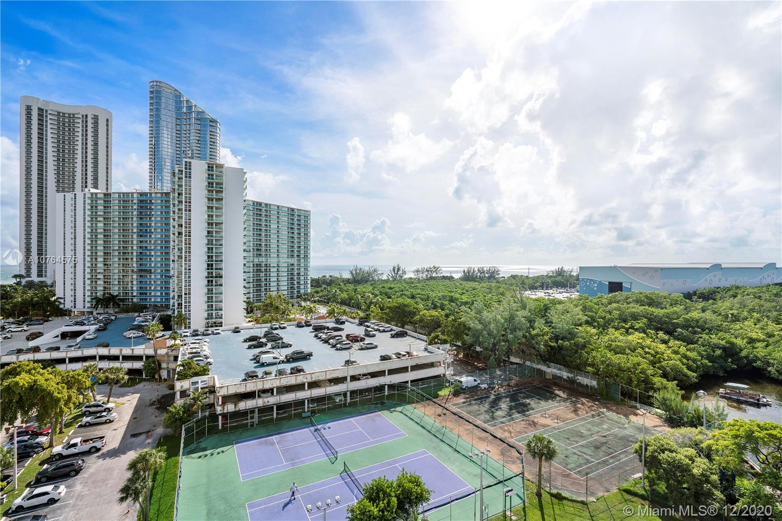 300  Bayview Dr #712 For Sale A10764575, FL