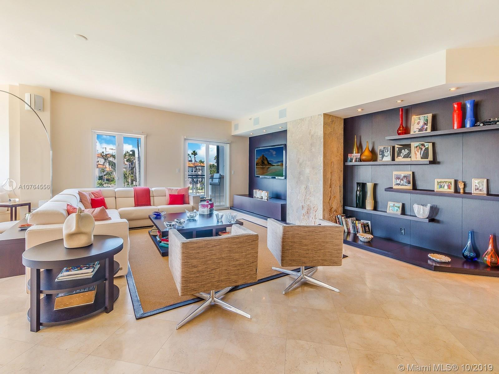 2437  Fisher Island Dr #5307 For Sale A10764556, FL