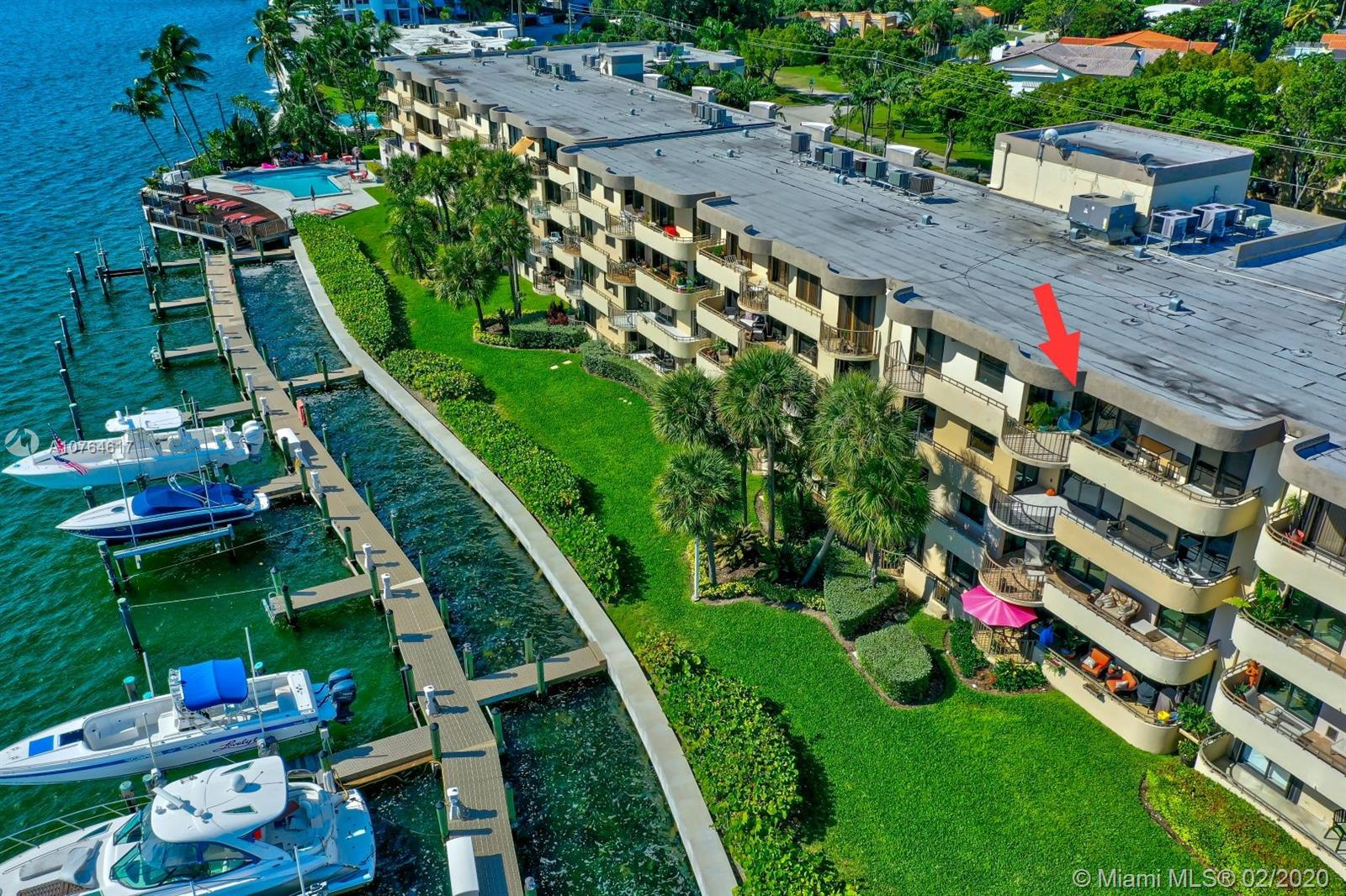 12000 N Bayshore Dr #406 For Sale A10764617, FL