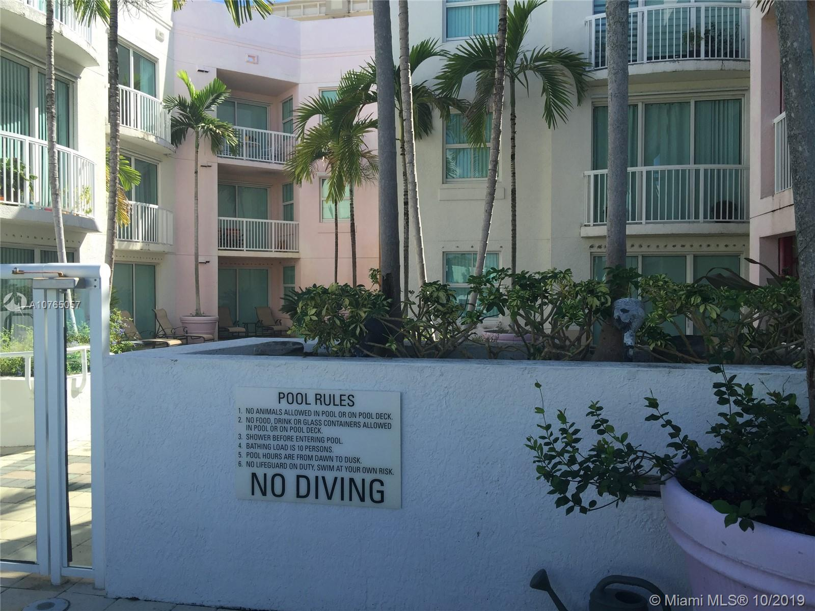 9172  Collins Ave #416 For Sale A10765057, FL