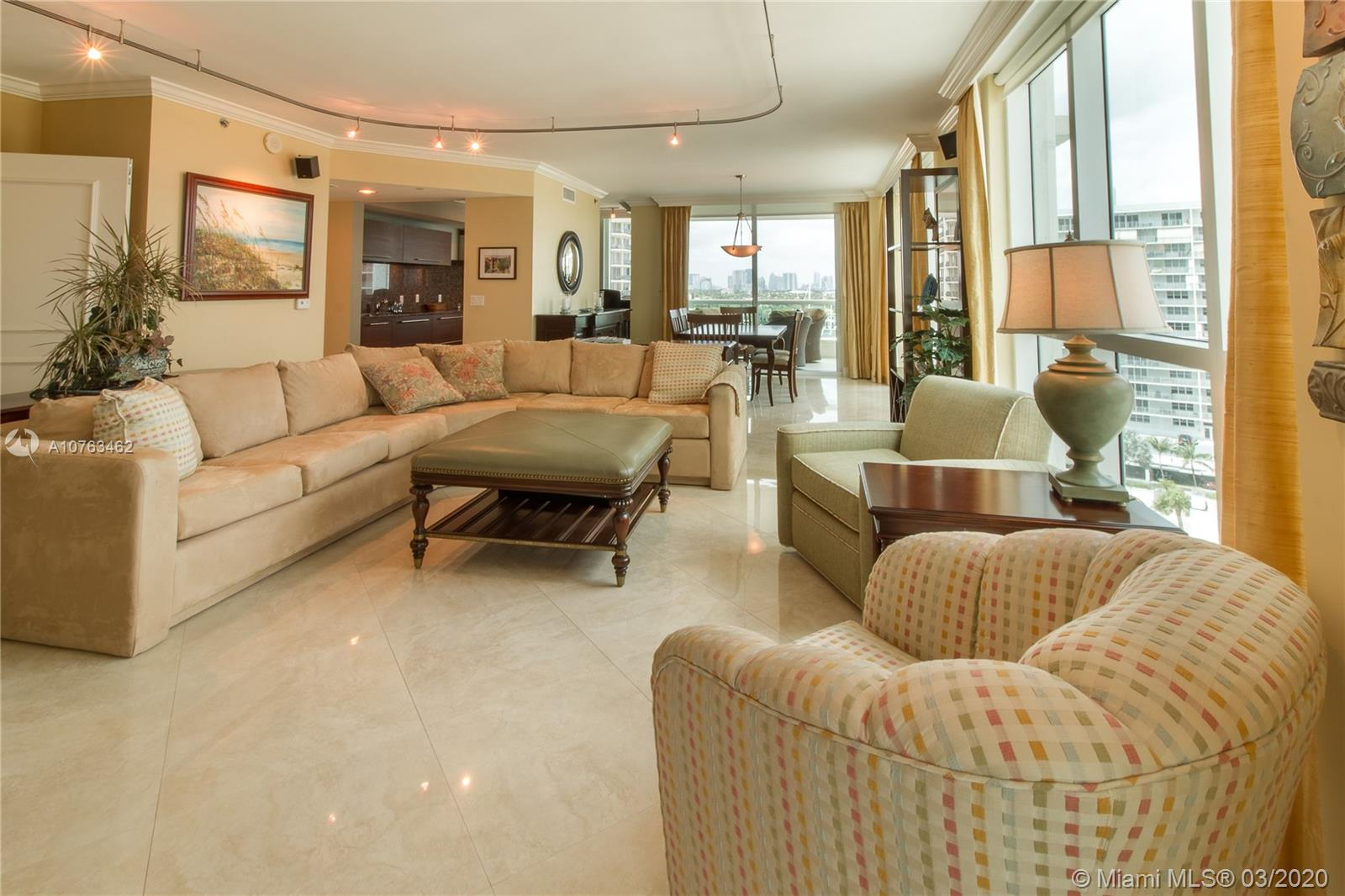 101 S S. Ft Lauderdale Beach Blvd #1006 For Sale A10763462, FL