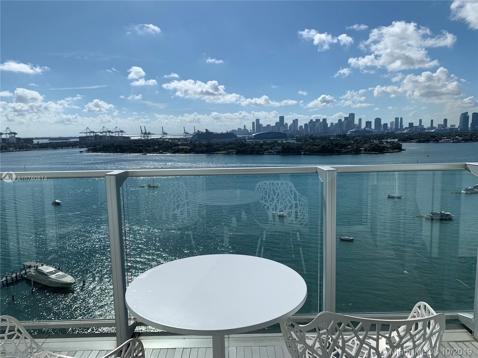 1100  West Ave #1610 For Sale A10760614, FL