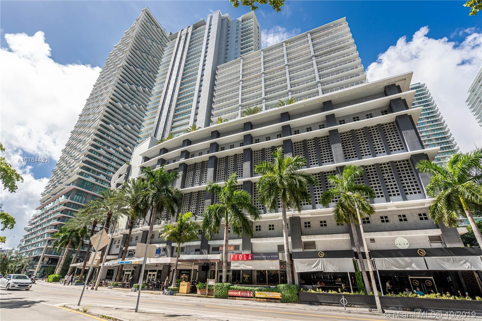 1250 S Miami Ave #1201 For Sale A10764420, FL