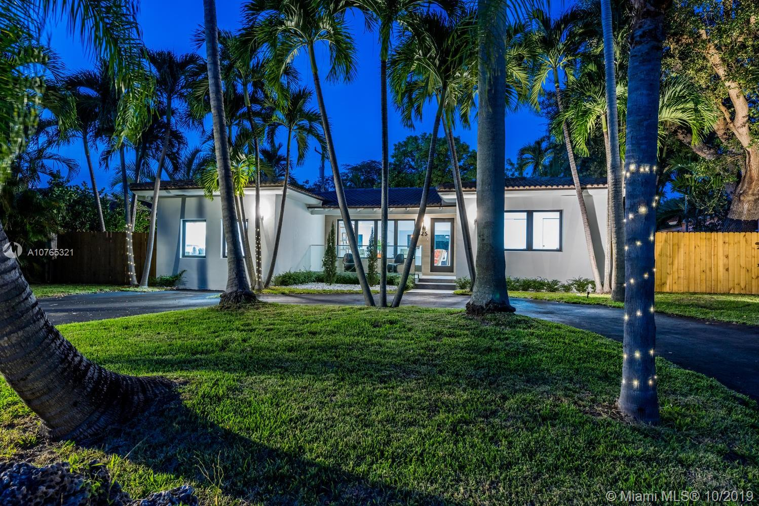 525 NE 50th Ter  For Sale A10765321, FL