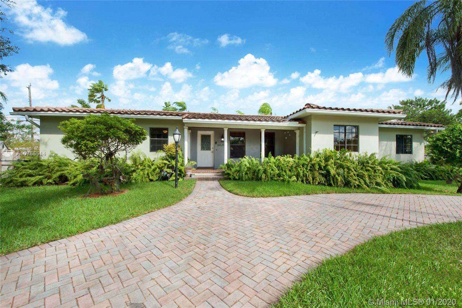 6029 N Waterway Dr, Miami FL 33155
