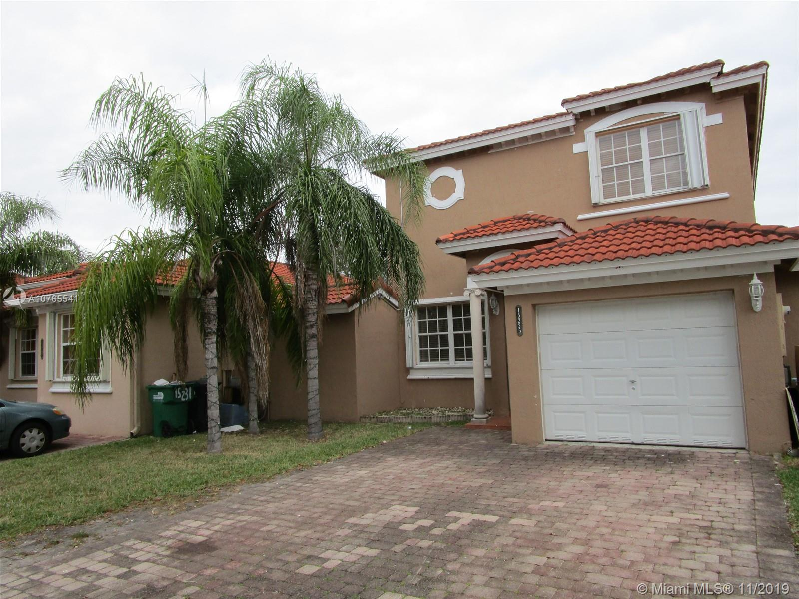 15225 SW 24th St  For Sale A10765541, FL