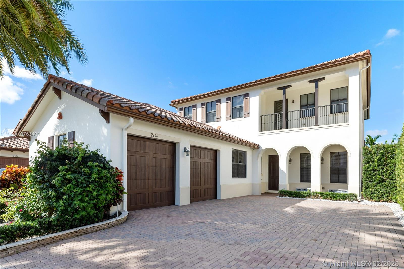 2696 NW 83rd Way  For Sale A10763491, FL