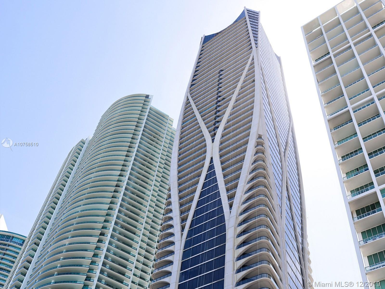 1000  Biscayne Blvd #4202 For Sale A10758510, FL