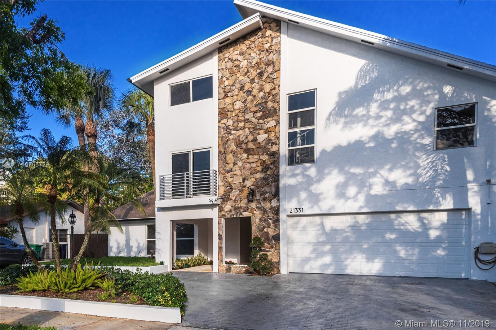 21331 N E 23rd Ave  For Sale A10765729, FL