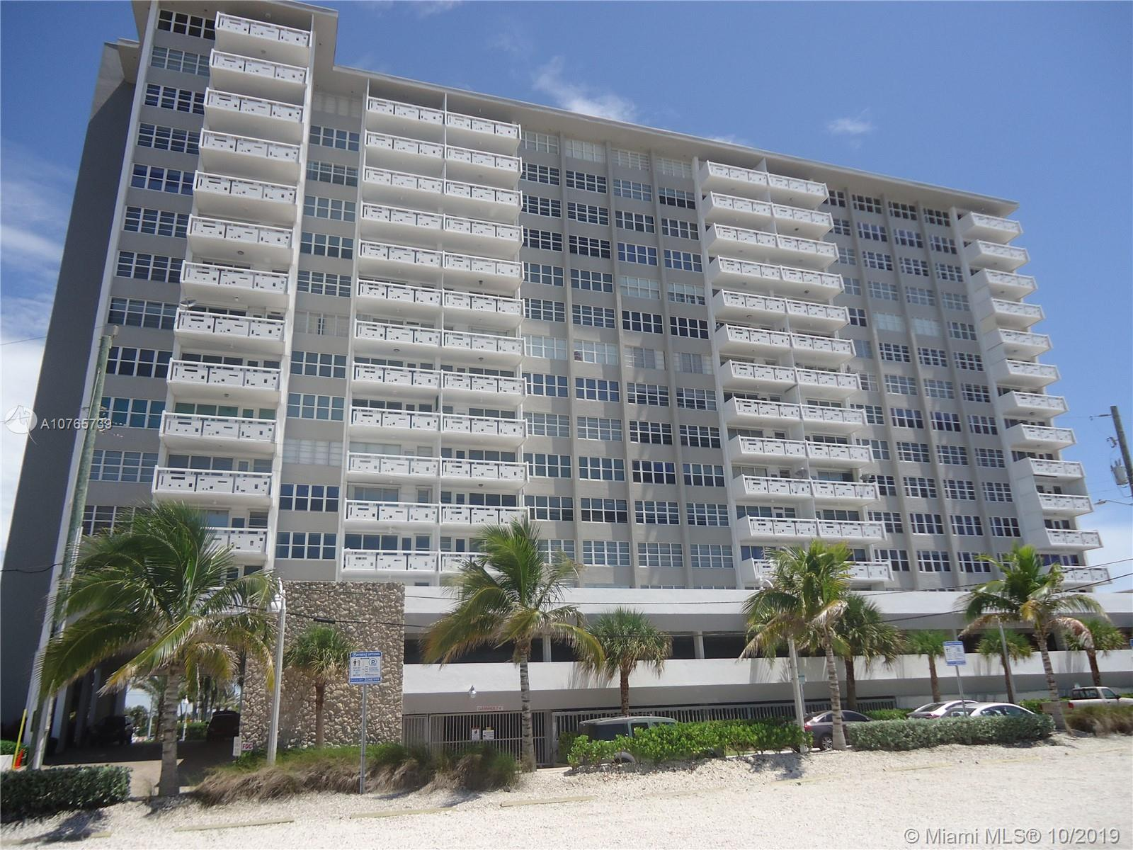 3111 N Ocean Dr #403 For Sale A10765739, FL