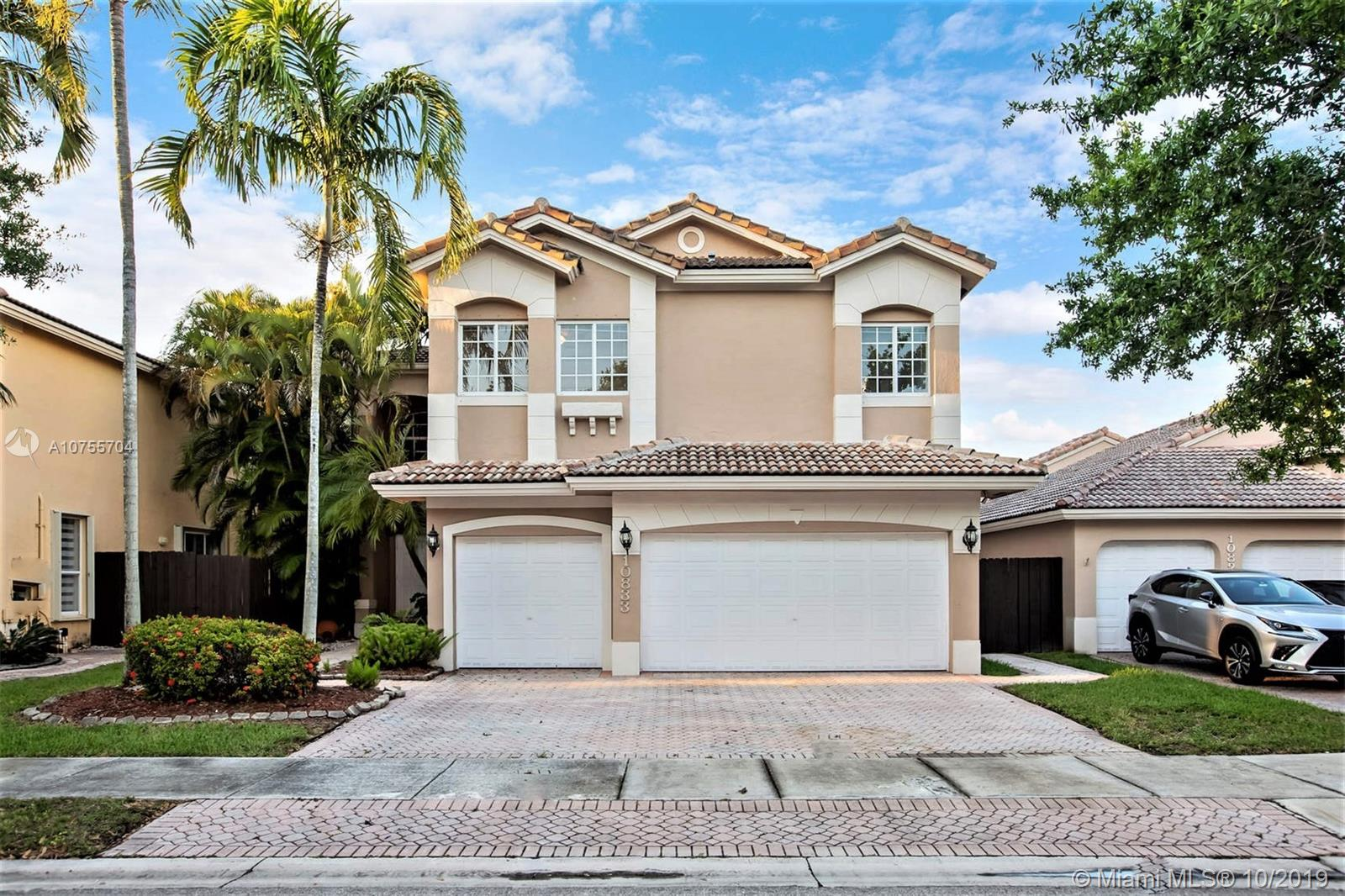 10833 NW 73rd Ter  For Sale A10755704, FL