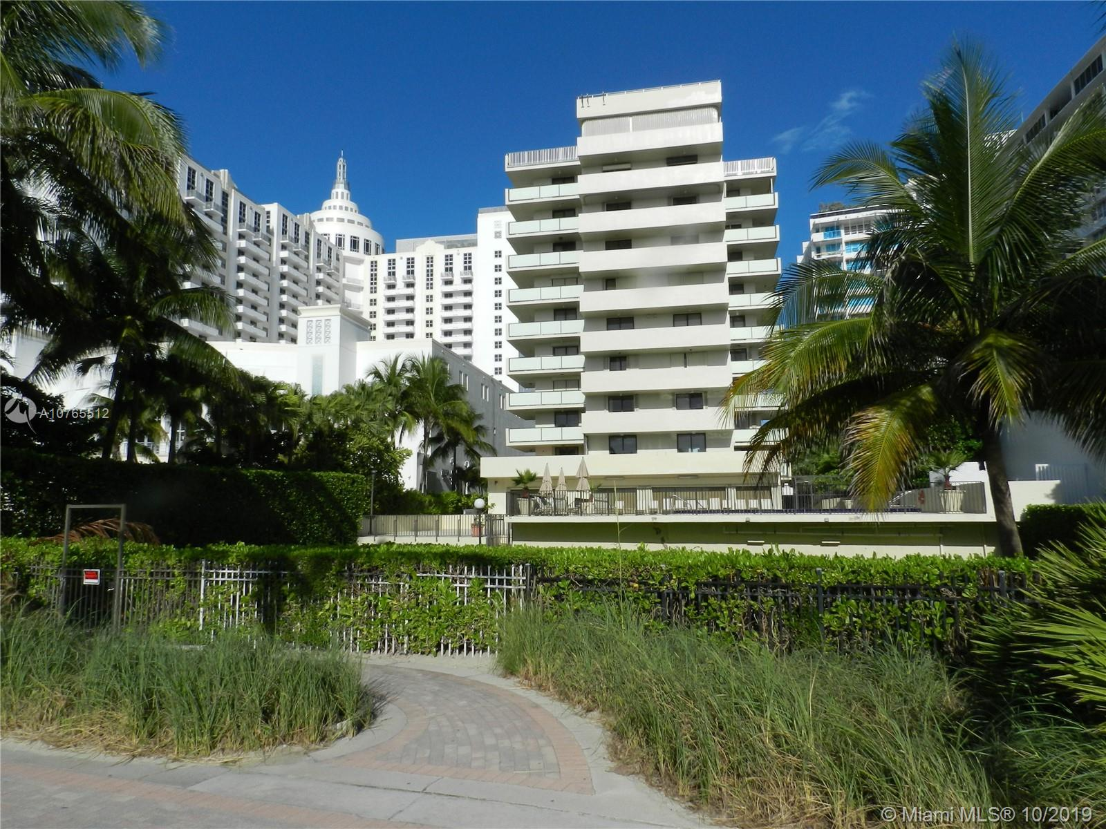1623  Collins Ave #PH1007 For Sale A10765512, FL