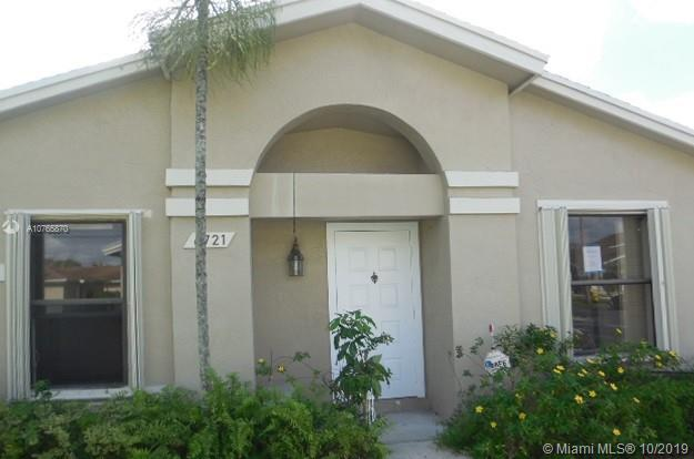 6721 SW 152nd Pl #46-21 For Sale A10765870, FL