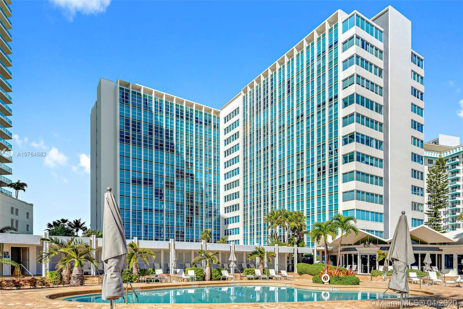 5055  Collins Ave #4M For Sale A10764682, FL