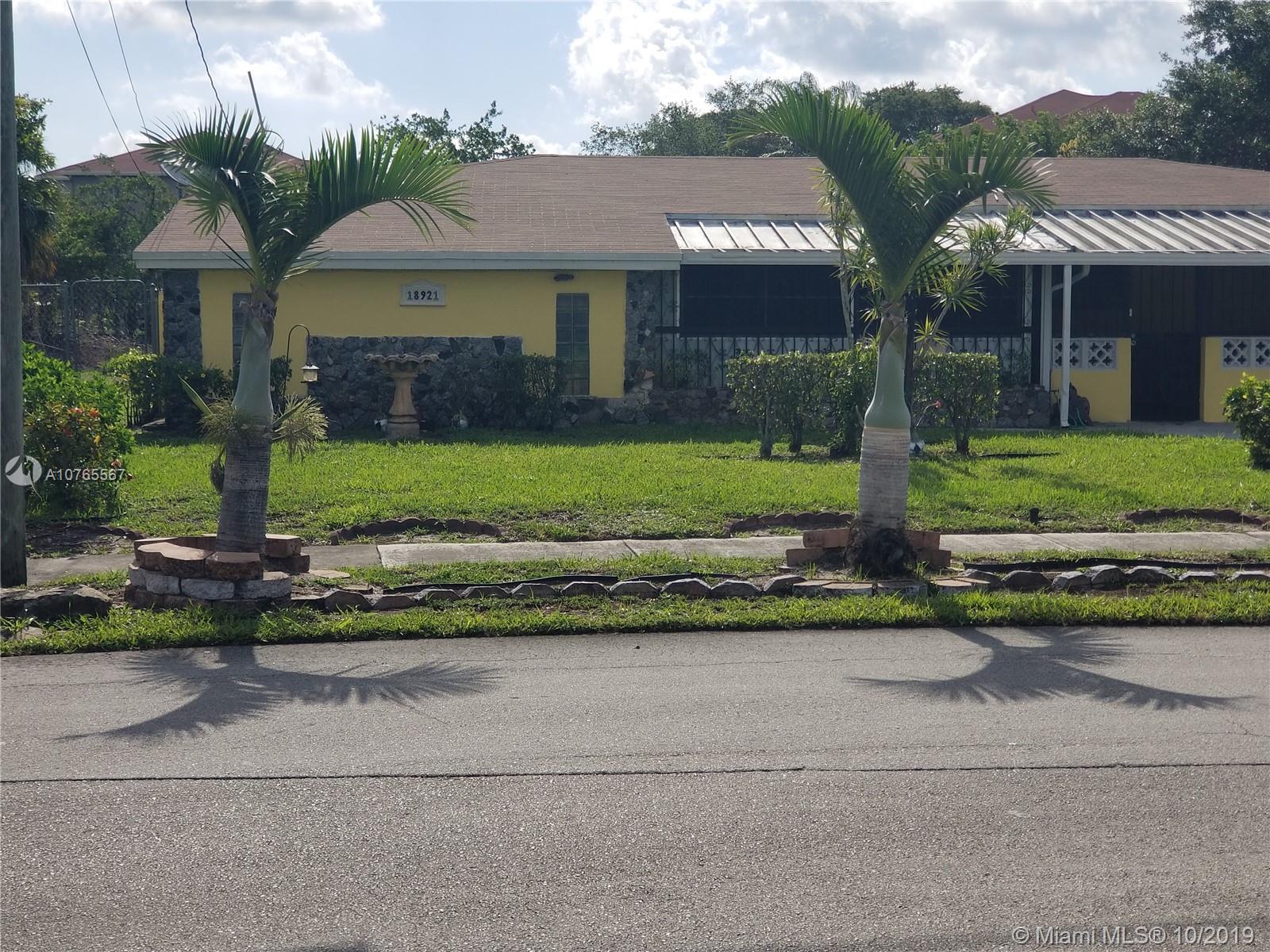 18921 NW 28th Pl, Miami Gardens, FL 33056