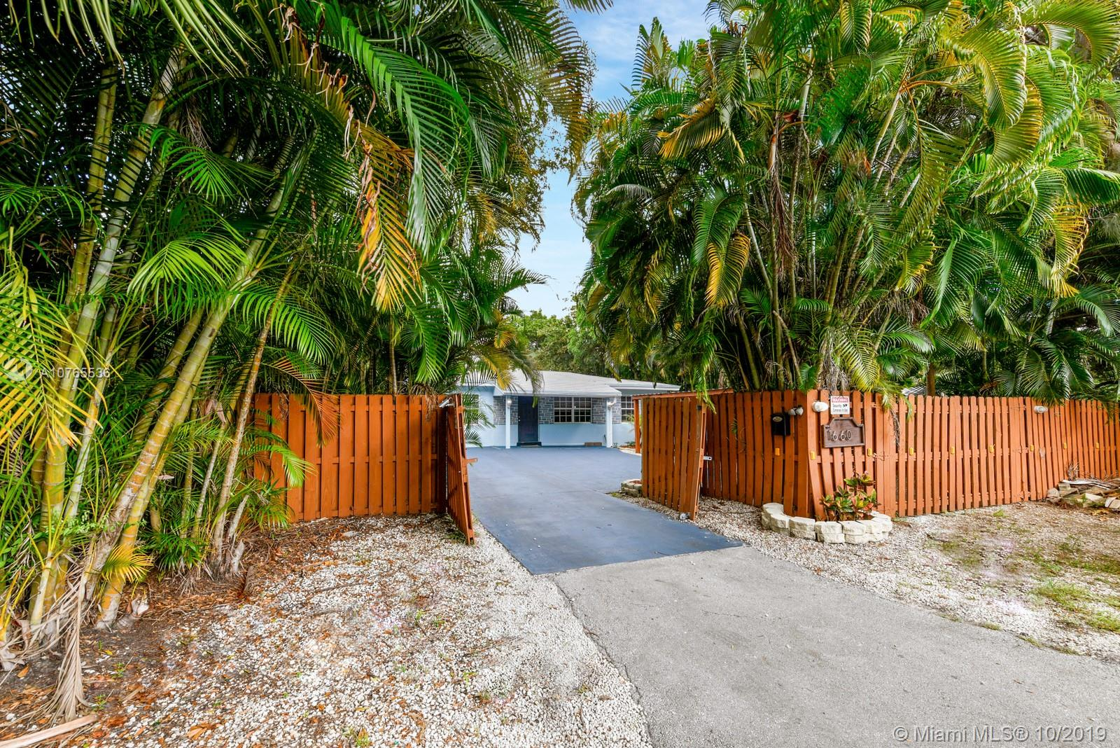 1660 S W 28th Ave  For Sale A10765536, FL