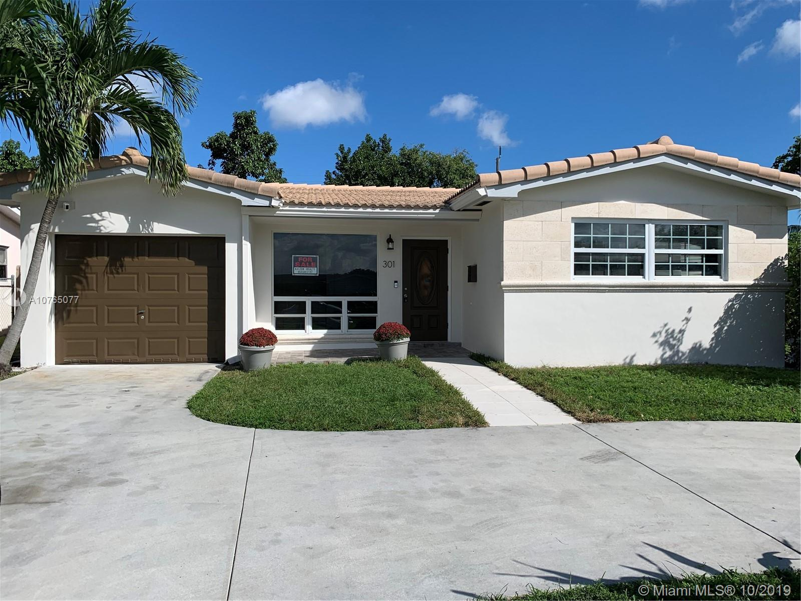 301 N 46th Ave  For Sale A10765077, FL