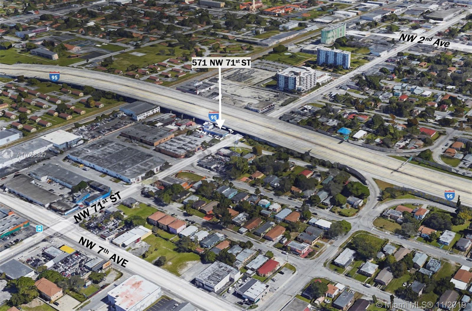 571 N W 71st St  For Sale A10758827, FL