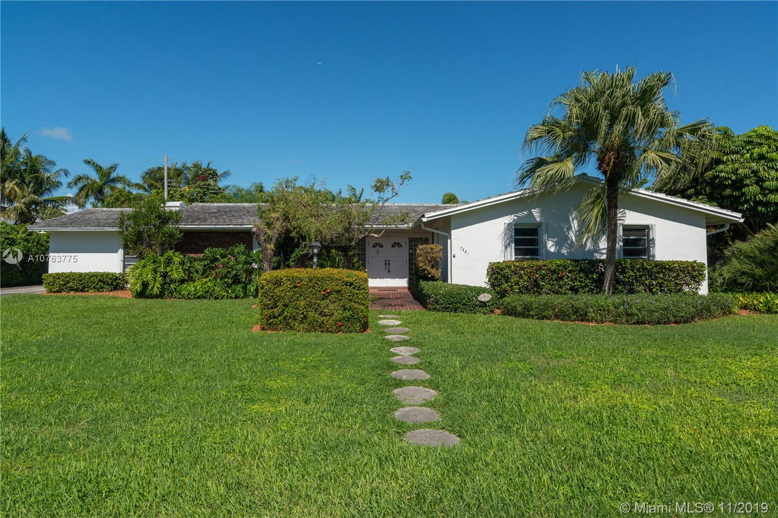 7381 S W 115th St  For Sale A10763775, FL