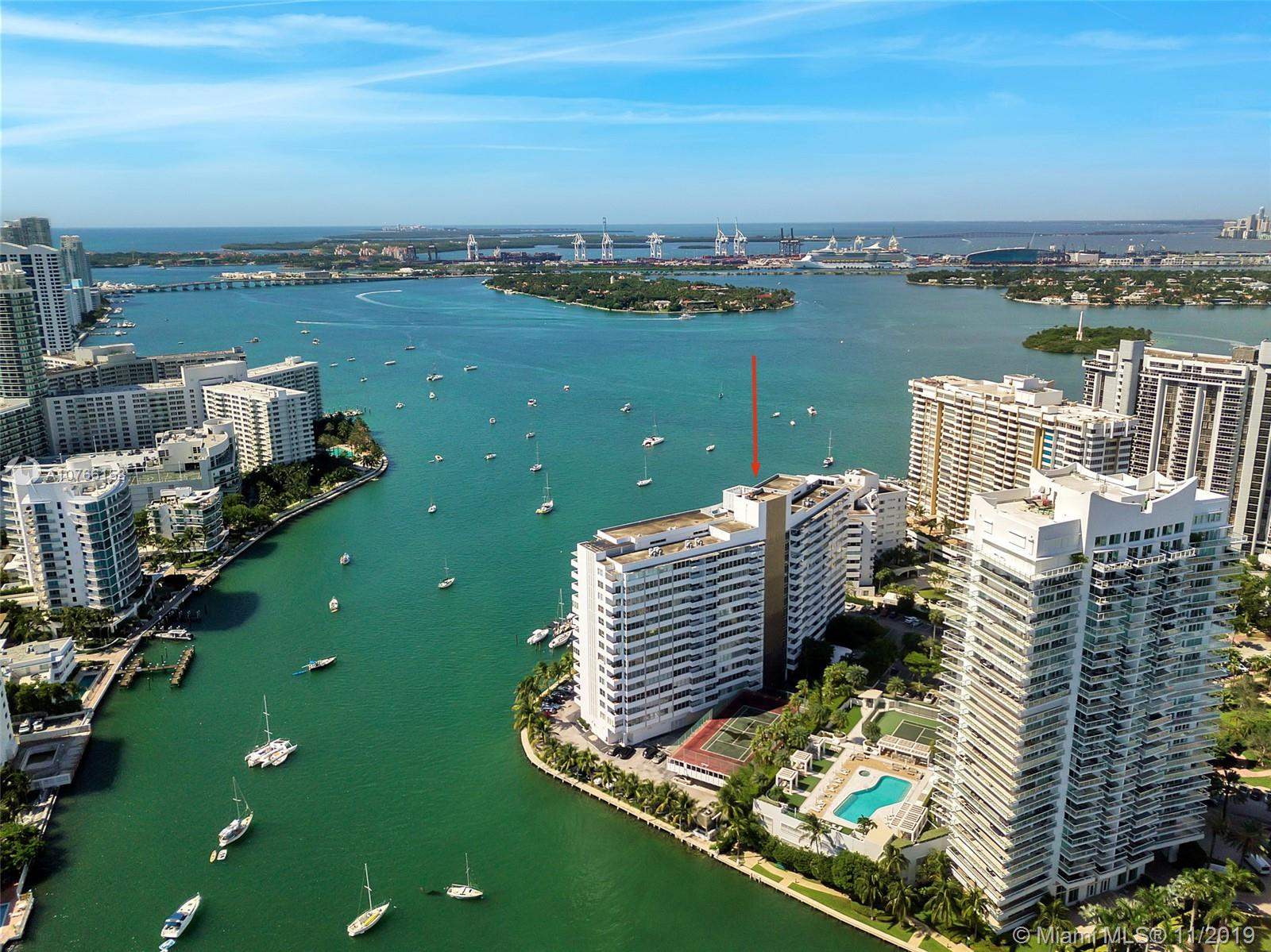 20  Island Ave #1005 For Sale A10766158, FL