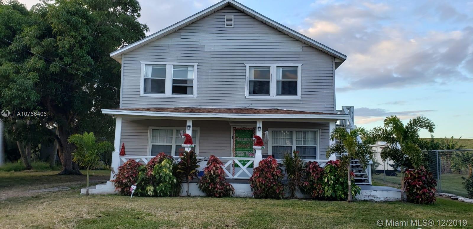 1021 E Main, Pahokee, FL 33476