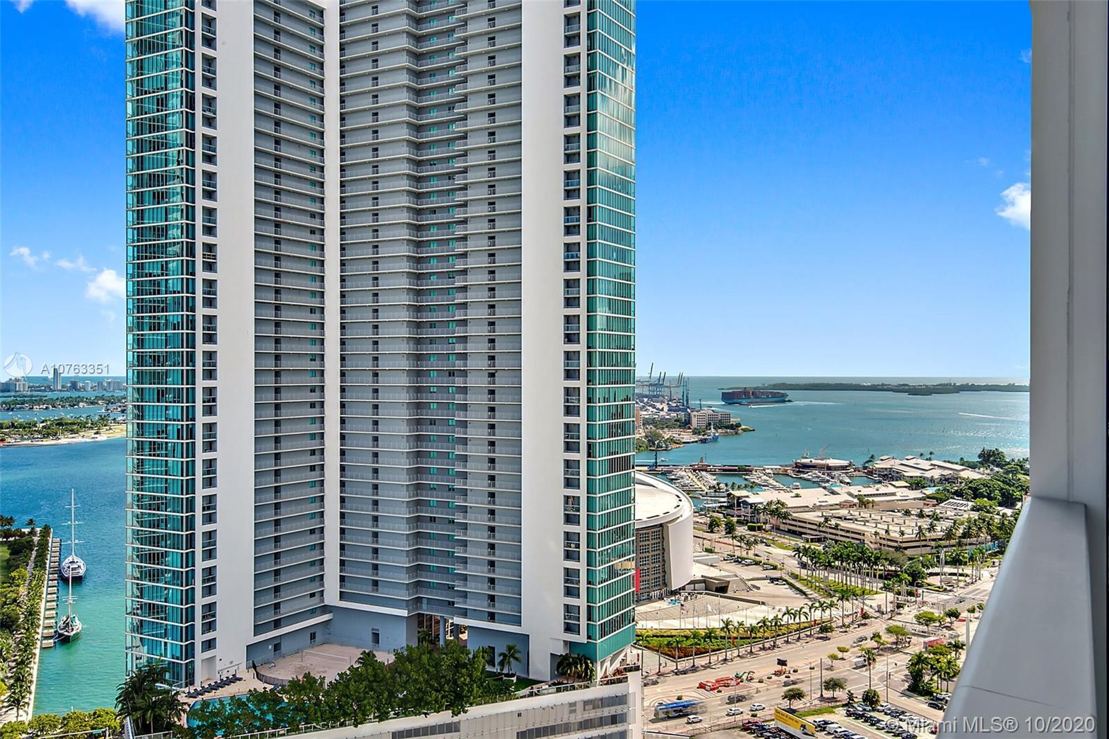851 NE 1st Avenue #2601 For Sale A10763351, FL