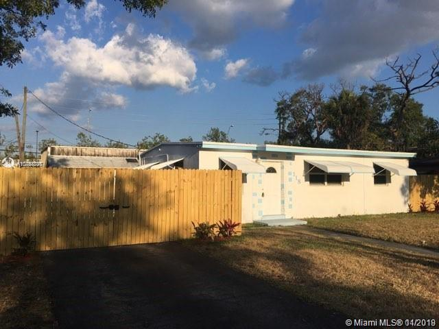 PERFECT INCOME OPPORTUNITY FOR INVESTMENT OWNER. IF YOU WANT TO HAVE THIS FOR YOU AND/OR YOUR FAMILY -YOU HAVE THE OPTION TO DO SO! COME AND SEE THIS 3BR/1BA HOUSE WITH 55X35, 13FT HIGH BAY GARAGE WITH 3 OVERHEAD DOORS. GARAGE FACES TRI-RAIL/TRAIN/BUS STATION/INDUSTRIAL PK. BUILT & PERMITTED BY PREVIOUS OWNER. BLUEPRINTS/PAPERWORK  AVAILABLE. GARAGE HAS RESTROOM/EXTERIOR SHOWER, WATER, ELECTRIC & PARTIAL GARAGE HAS A/C, 2 MEZZANINES(ONE HAS AN 8X8 OFFICE). CERTIFICATE OF OCCUPANCY FOR HOBBY SHOP/NOT FOR COMMERCIAL USE. SEPARATE TOOL SHED FOR ADDITIONAL STORAGE.