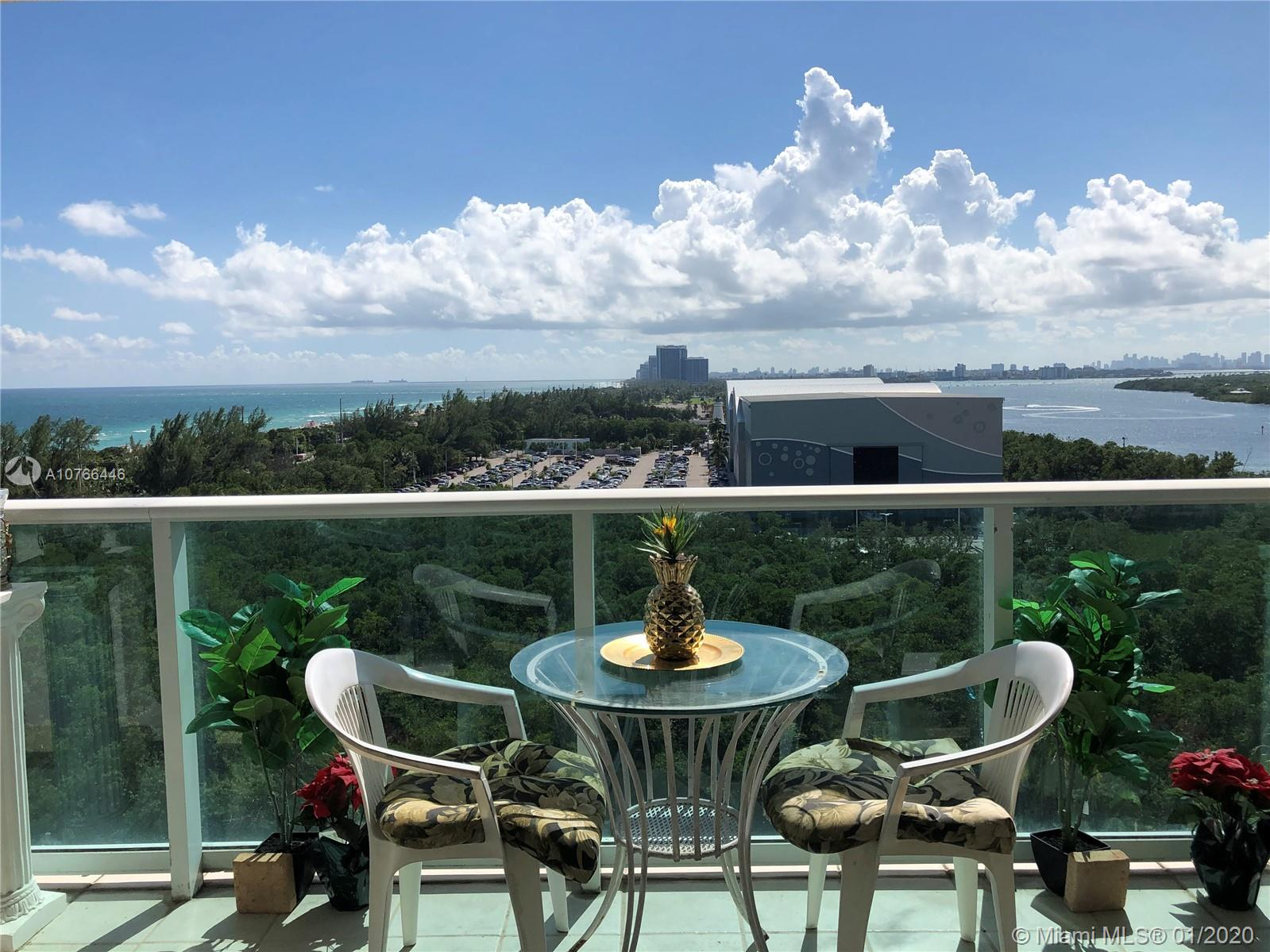 100  Bayview Dr #1123 For Sale A10766446, FL