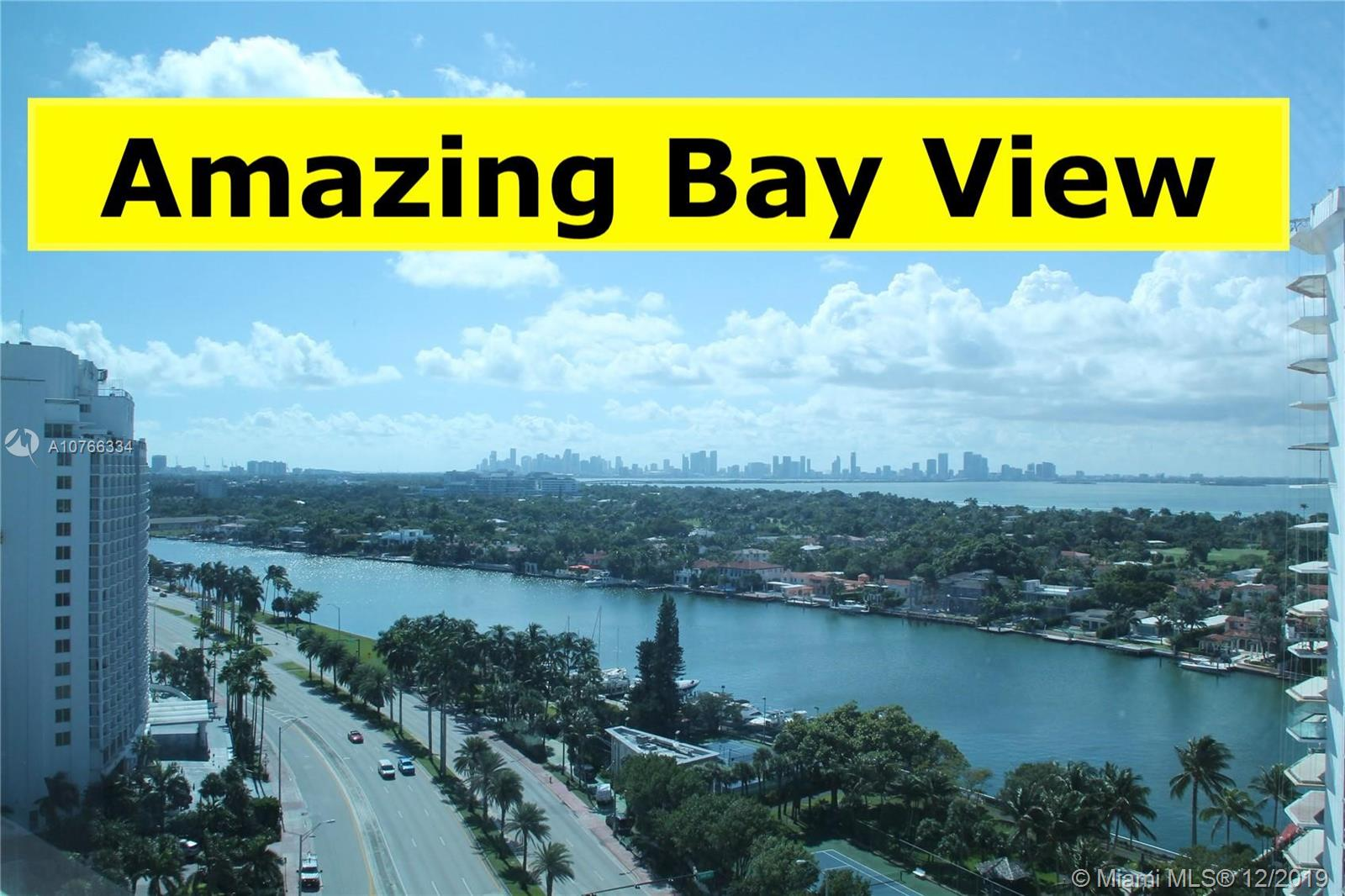 5445  collins ave #1507 For Sale A10766334, FL