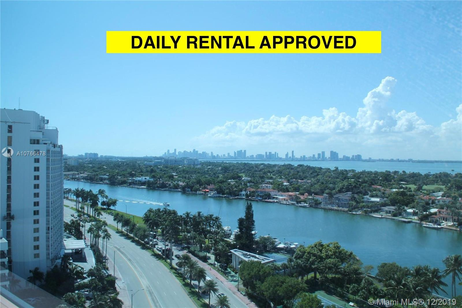 5445  Collins Ave #1505 For Sale A10766478, FL