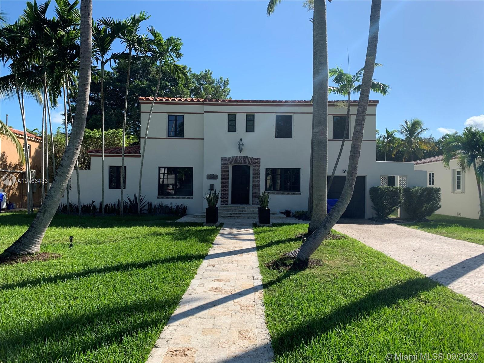 464 N E 55th Ter  For Sale A10766483, FL