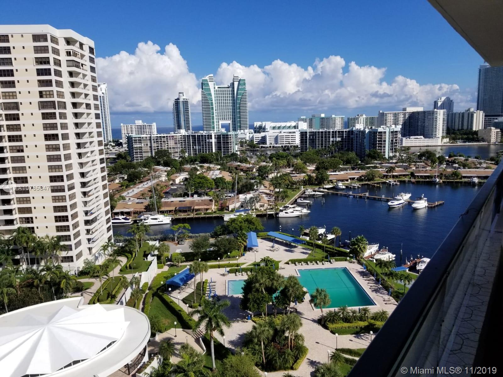 500  Three Islands Blvd #1206 For Sale A10765847, FL